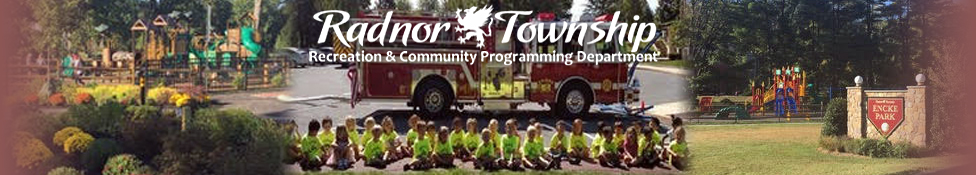Radnor Township Recreation & Community Programming